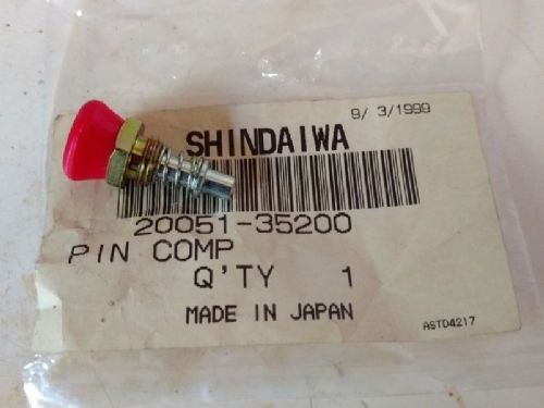 Shindaiwa 20051-35200 decompression pin assy